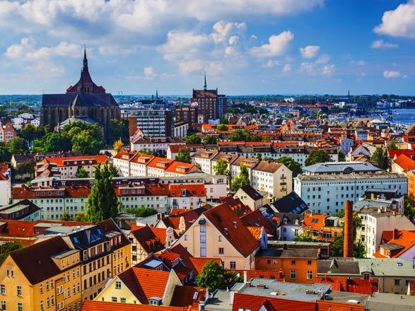 Croisière Capitales de la Baltique - Départ Rostock
