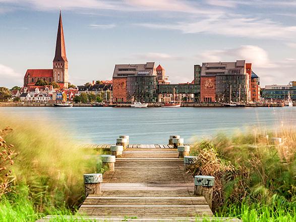 Croisière Fjords de Norvège - Départ Rostock