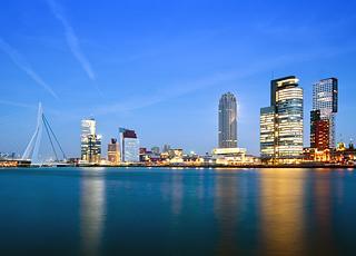 Croisière Rotterdam
