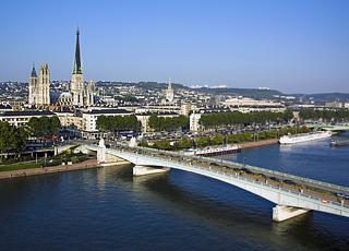 Croisière Rouen