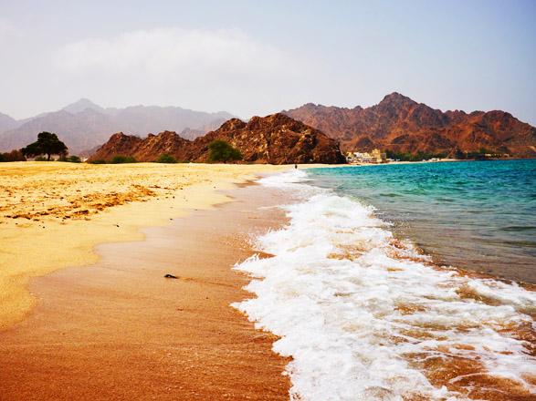 Croisière Salaalah(Oman)