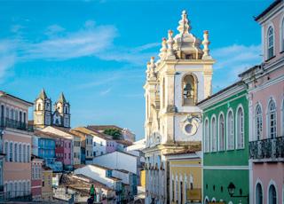 Croisière Salvador(Brésil)