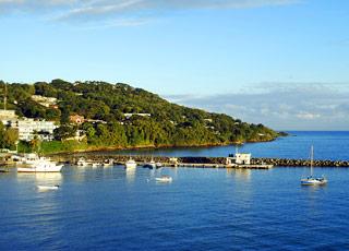 Croisière Scarborough/Tobago(Trinité-et-tobago)