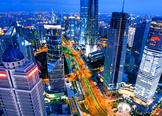 Croisière Shanghai(Chine)