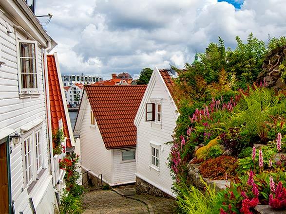 Croisière Stavanger(Norvège)