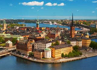 Capitales de la Baltique : Suède, Finlande, Russie, Estonie