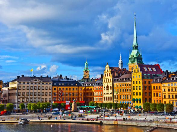 Croisière Stockholm, Helsinki, St Pétersbourg, Tallinn - Vols inclus