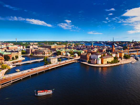Croisière Stockholm(Suède)