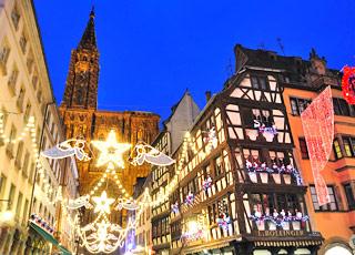 Croisière La Magie des plus beaux marchés de Noël d'Europe : Alsace & Allemagne (MNN)