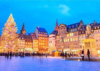 Croisière Noël Rhénan : Sur le Rhin supérieur (NOY)