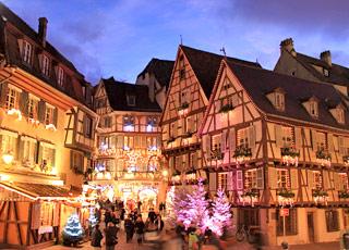 Croisière Marché de Noël en Alsace et en Forêt-Noire (MNC)