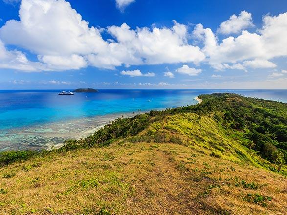 Croisière Suva(Fidji)