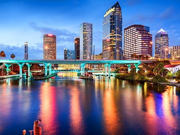 Croisière Tampa