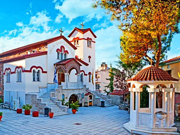 Grèce et Mer Noire