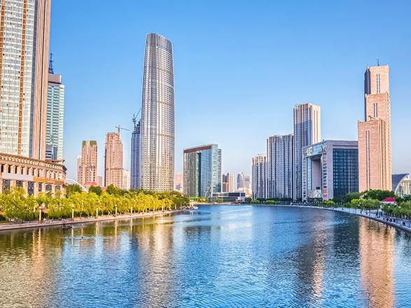 Croisière Tianjin(Chine)