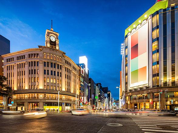 Croisière Japon, Taiwan