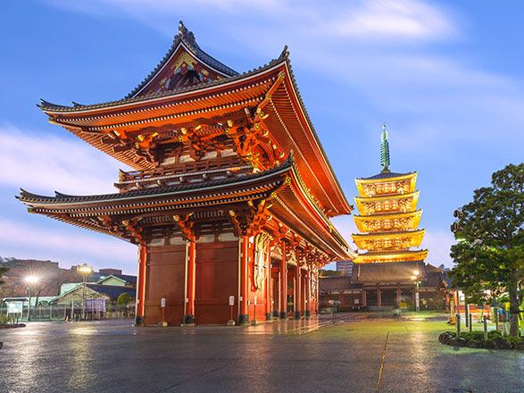 Croisière EXCLUSIVITÉ ! PACKAGE Voyage au Japon et en Corée du Sud
