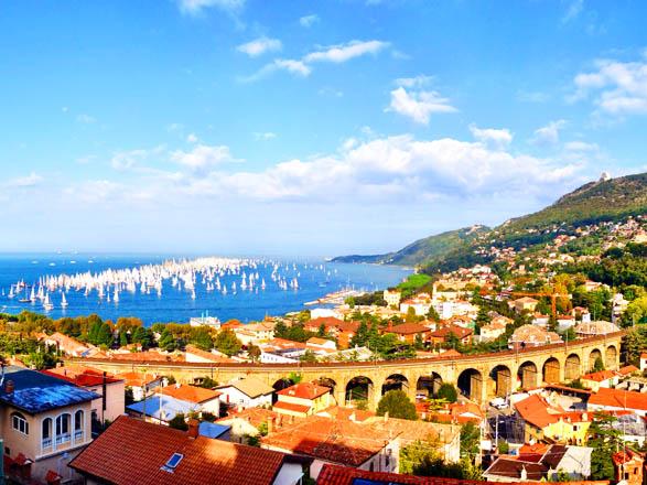 Italie, Grèce, Montenegro, Croatie