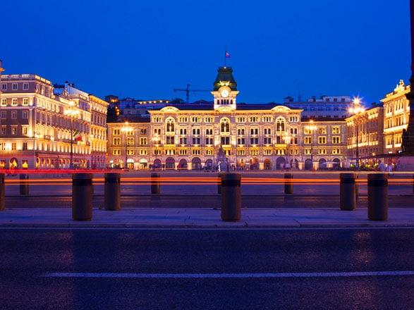 Croisière Trieste