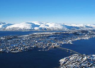 Croisière Tromso