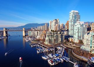 Croisière Vancouver(Canada)