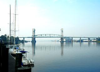 Croisière escale à Wilmington (États-unis)