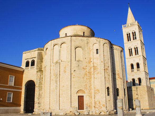 Croisière Zadar(Croatie)