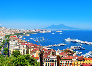 Croisi&egrave;re Naples(Italie)