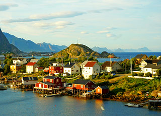 North Arm Fjord
