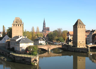 Croisi&egrave;re Strasbourg