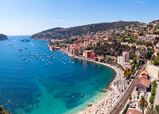 Croisi&egrave;re Villefranche sur Mer