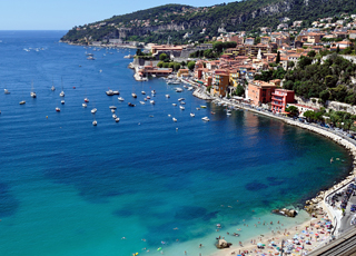 Croisi&egrave;re Villefranche sur Mer(France)