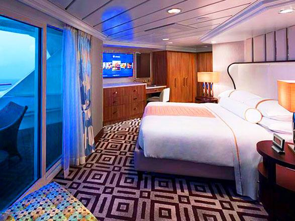 Photo cabine Azamara Quest  - Cabine Suite
