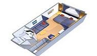 Photo cabine Brilliance of the Seas