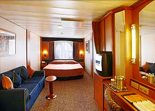 Photo cabine Brilliance of the Seas  - Cabine extérieure