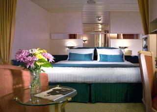 Photo cabine Brilliance of the Seas  - Cabine intérieure