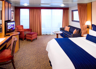 Photo cabine Brilliance of the Seas  - Cabine Suite