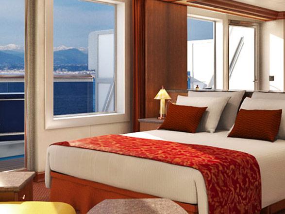 Photo cabine Carnival Dream  - Cabine Suite