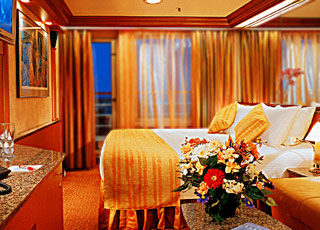 Photo cabine Carnival Imagination  - Cabine Suite