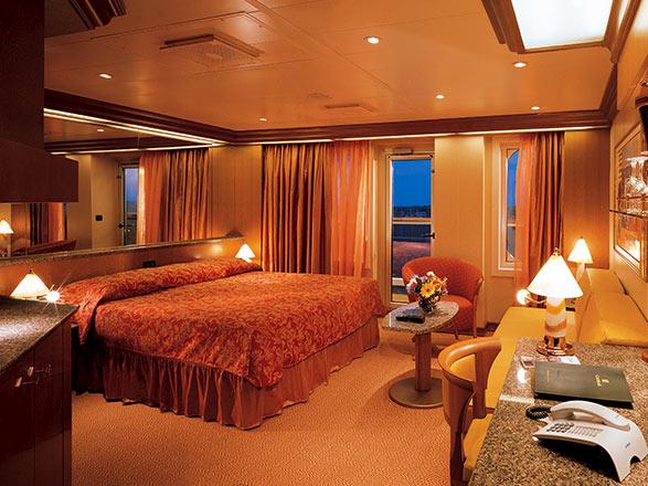 Photo cabine Carnival Liberty  - Cabine Suite