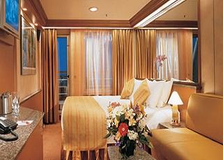 Photo cabine Carnival Sensation  - Cabine Suite