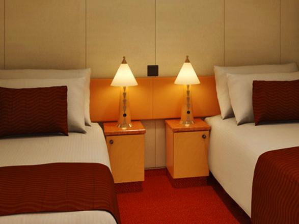 Photo cabine Carnival Splendor  - Cabine intérieure