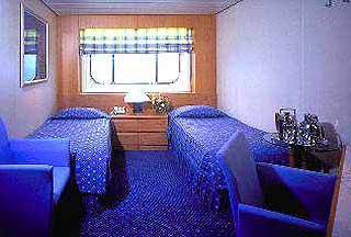 Photo cabine Celebrity Century  - Cabine extérieure