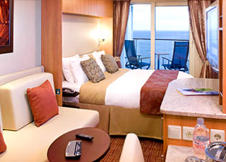 Photo cabine Celebrity Eclipse  - Cabine avec balcon