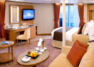 Photo cabine Celebrity Solstice  - Cabine Suite