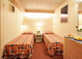 Photo cabine Coral  - Cabine intérieure