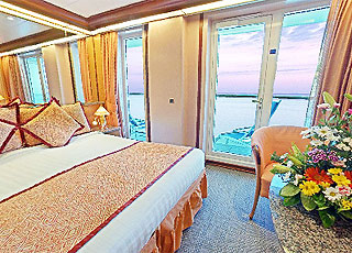 Photo cabine Costa Atlantica  - Cabine Suite