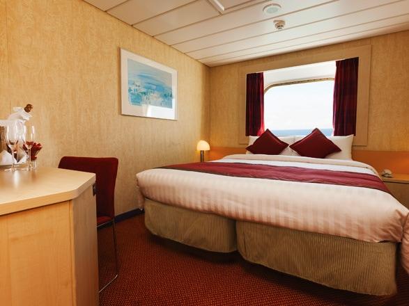 photo cabine ab Costa neoRiviera - Cabine avec balcon