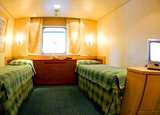Photo cabine Costa Voyager