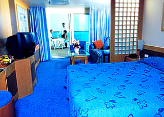Photo cabine Costa Voyager  - Cabine Suite